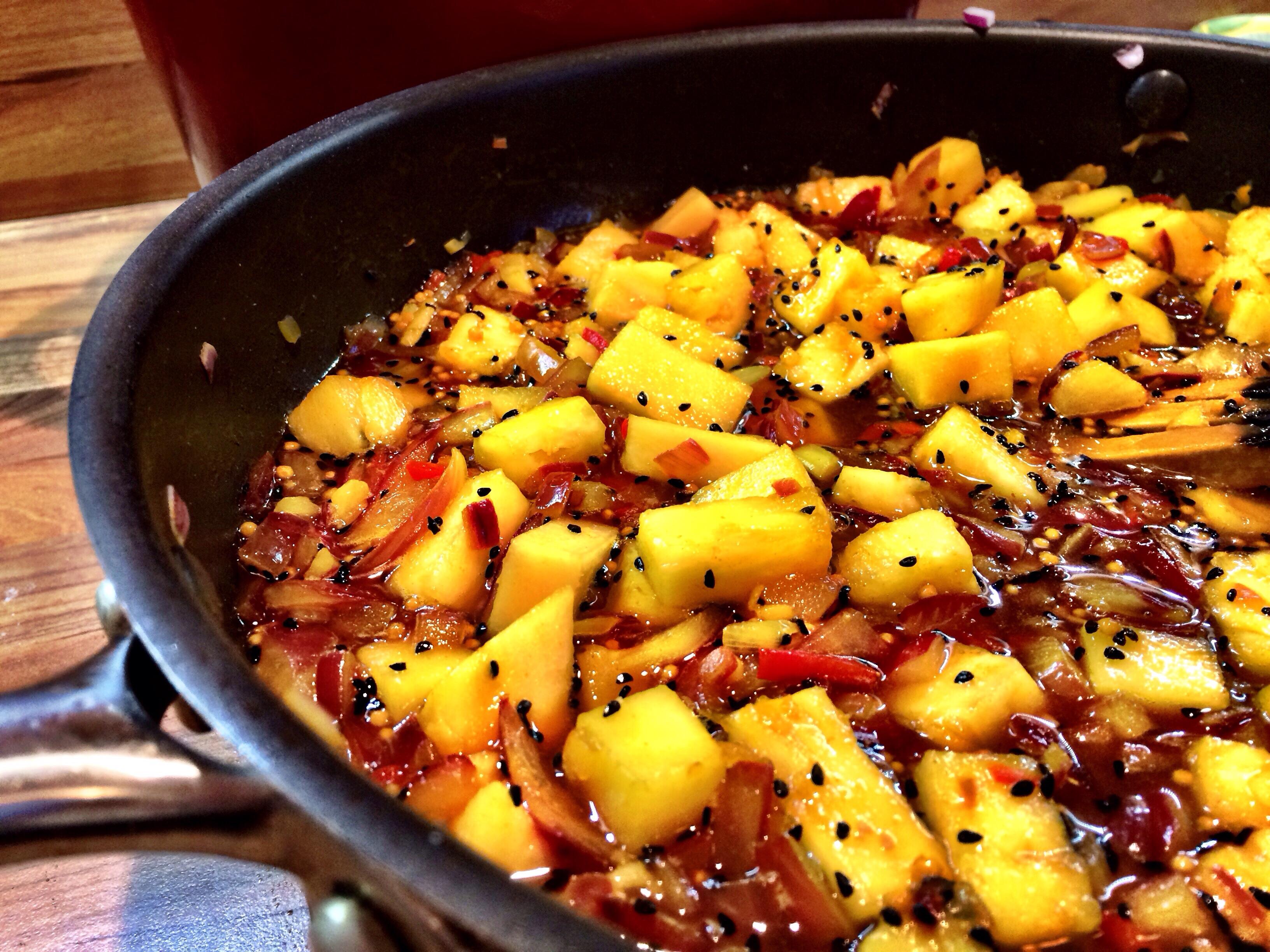 mango chutney mango chutney mango chutney homemade mango chutney mango ...